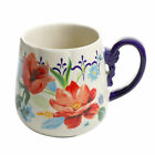 """The Pioneer Woman 2018 """"Spring Bouquet"""" Floral 19 Ounce Cup Belly Mug Spring"""