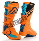 NEW ACERBIS X-TEAM KTM ORANGE MOTOCROSS ENDURO BOOTS SX SX-F EXC EXC-F XC XC-F