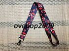Lot cartoon anime Mobile Cell Phone Lanyard Neck Strap Party Gifts SS96