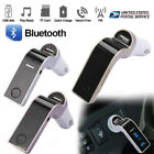 blue tooth hands free kit - FM Transmitter Bluetooth Hands-free LCD MP3 Player Radio Adapter Kit Charger Car