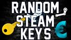 100 x Random Steam Key Keys for PC - Powered by WORLD-OF-STEAM-KEYS