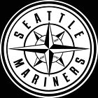 SEATTLE MARINERS  LOGO CAR DECAL VINYL STICKER WHITE 3 SIZES on Ebay
