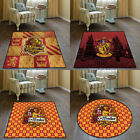 Harry Potter Gryffindor Velboa Floor Rug Carpet Bedroom Home Non-slip Chair Mat