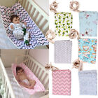 Fashion Portable Baby Hammock Newborn Infant Bed Elastic Detachable Crib Safe US