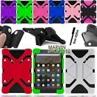 kindle fire 7 inch cover - Shockproof Silicone Stand Cover Case For Amazon Kindle Fire 7 inch Tablet + pen