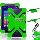 Shockproof Silicone Stand Cover Case For Various Asus FonePad ZenPad MEMO Pad