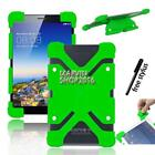 "Silicone Stand Cover Case For Various 7"" 8"" Nvidia Shield/Tegra Tablet + Stylus"