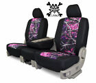 Custom Fit Seat Cover for Toyota Tundra In Moon Shine Camo Front & Rear