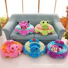Cartoon animal baby Support Seat Sofa Baby Learning Sit Chair Comfortable Seat