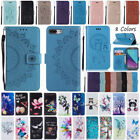 For Samsung Galaxy J2 Pro 2018 Pattern Case Wallet Leather Flip Magnetic Cover