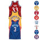1972-2004 NBA All Star East & West Mitchell & Ness Authentic Retro Jersey Men's on eBay