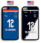 RAYADOS MONTERREY Personalized JERSEY Plastic OR Rubber Case For Iphone| Samsung