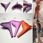 Female Emergency Field Urinal Funnel Women Portable Outdoor Urination Device