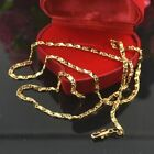 Color For Box Thin Womens Mens Kids Fashion Strand Chain Slim Jewelry Necklace
