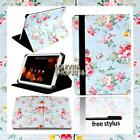 For Various Asus MEMO Pad Tablet - FOLIO LEATHER STAND CASE COVER + Stylus