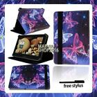 For Various Lenovo Tab A 7/8/10 S8 Tablet - FOLIO LEATHER STAND CASE COVER + Pen