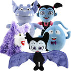 New Vampirina Junior Girl Plush Toy & Wolfie The Dog Stuffed Soft Doll Bat Dolls