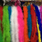 Fluff Fur Party Sewing Feather Costume Stage Boa Craft Accessories 2 Yards 180cm