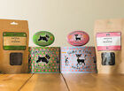 Rattle and Reward Natural Hypoallergenic Dog Treats in Tin Tub Gift or Refill