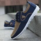 Drop Shipping Men Casual Shoes Big Size 39-46 Canvas Shoes for Men Driving Shoes