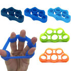 Set of 3 Finger Stretcher Hand Extensor Exerciser Resistance Bands Training Set image