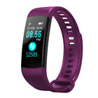 Fitness Tracker Color Screen Heart Rate Monitor Blood Presure Smart Bracelet-Y5
