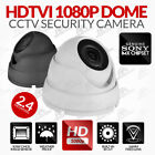 Dome Camera 1080P 2.4MP 4 In 1 CCTV 20M IR Sony Chipset 3.6MM Home Security