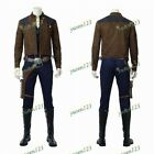 Star Wars Han Solo Halloween Cosplay Suit Jacket Belt Holster Shoe Custom Made $169.0 USD on eBay