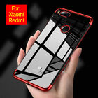 Luxury Shockproof Soft TPU Clear Light Plating Cover Case For Xiaomi Mi 5X MiA1 $2.01 USD on eBay