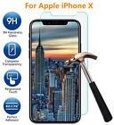 6X Tempered Glass Protective Screen Protector Film for iPhone XS Max 6S/7/8 Plus