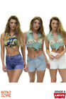 Womens Vintage Levis Shorts High Waisted Denim Grade A Size 6 8 10 12 14 16 18