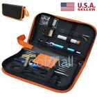 2018 Pro Adjustable Electric Temperature Gun Welding Soldering Iron Tool Kit Set