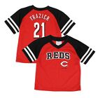 MLB Player Name & Number Jersey T-Shirt Collection Infant Toddler (12 Months-4T)