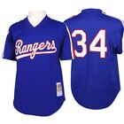 MLB Mitchell & Ness Authentic Throwback Batting Practice Jersey Collection Men's <br/> Available in Various Teams/Players/Colors/Sizes!