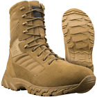 """ALTAMA FOXHOUND SR 8"""" Men's MILITARY TACTICAL BOOTS COYOTE FREE SHIP"""