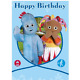 In The Night Garden General Birthday Greeting Card NG044