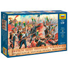 "ZVEZDA Model Kits ""Soldiers of French Army, Napoleonic Wars 1804-1815 year"""
