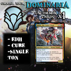 Dominaria Uncommons x1 (singleton) EDH Mtg - Buy 1 Get 1 Free! (add 2 to basket)