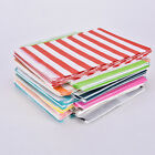 Candy Stripe Paper Bags Sweet Favour Buffet Shop Party Sweets Cake Wedding FG