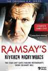 Ramsays Kitchen Nightmares (DVD, 2009)