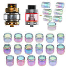 Replacement Fatboy Glass Tube For TFV8 Baby Beast/Big Baby/X-Baby/TFV12 Prince