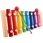 Kid Baby Musical Fun Toy Instrument 8-Note Xylophone Toy Wisdom Development