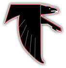 Atlanta Falcons NFL Retro Logo Car Bumper Sticker Decal - 3'', 5'' or 6'' on eBay