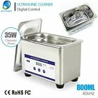 Digital Stainless Ultrasonic Cleaner Ultra Sonic Bath Cleaning Tank Timer Heater <br/> ▲CE ROHS ISO13485▲Stainless steel 304▲ Free basket