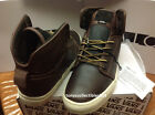 NIB Vans OTW ALOMAR (BOOT) Brown Turtledove LEATHER Boots Men 8.5