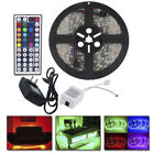 1M-10M Waterproof 5050 RGB LED Strip Back Lighting with Remote Controller Kit