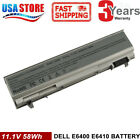 Kyпить 5200mAh Battery For Dell Latitude E6400 E6410 E6500 E6510 PT434 Laptop CL на еВаy.соm