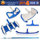Sunbeach Hot tub, Spa & Pools Brush & Liner Vac - Deluxe Maintenance Accessories