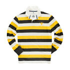 Black & Blue 1871 Mens Wimbledon Hornets Rugby Shirt (BB113)