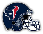 Houston Texans NFL Football Helmet Logo Car Bumper Sticker-9'', 12'' or 14'' $12.99 USD on eBay